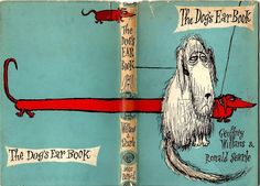 Ronald Searle Tribute: Searle's Dogs