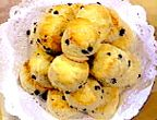 Blueberry Scones recipe- accidentally added the egg to the dough, and hemp milk is revolting, but they're still flaky and tasty. No Bake Desserts, Dessert Recipes, Scone Recipes, Baking Desserts, Yummy Recipes, Eat Breakfast, Breakfast Recipes, Blueberry Scones Recipe, My Favorite Food