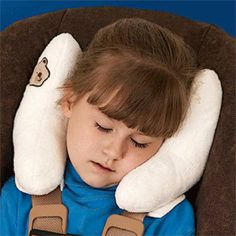 Kid's Baby Head Neck Suppot Headrest Travel Car Seat Pillow Stroller Bed Cushion in Baby, Car Seats, Accessories, Accessories Toddler Car Seat, Toddler Sleep, Baby Sleep, Infant Toddler, Seat Belt Pillow, Neck Pillow, Bed Cushions, Baby Pillows, Travel Car Seat
