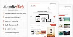 See More Mmolic Responsive css3 multipurpose themetoday price drop and special promotion. Get The best buy