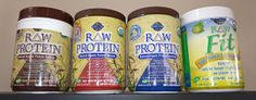 DANGER!!! ~ Garden of Life RAW Protein products found to contain heavy metals tungsten, lead and cadmium