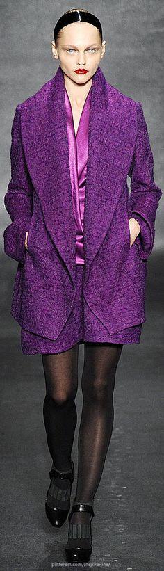 Donna Karan Fall 2010 Ready-to-Wear Επίδειξη Μόδας a501b342361