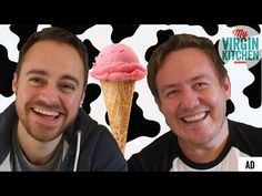 Giant Ice Cream Challenge Part 1 - Barry Lewis Ice Cream Challenge, Giant Ice Cream, Giant Food, Challenges, Desserts, How To Make, Recipes, Tailgate Desserts, Deserts