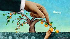 Inequality and the world economy: True Progressivism | The Economist