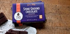 The Natural Taste of Taza Chocolate