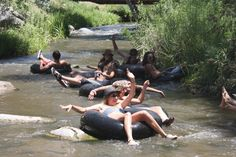tubing the san luis rey river at the la jolla indian campground california-The 5 best non-ocean swimming spots in San Diego.I need to remember these! Camping Places, Camping Spots, Hiking Places, Camping Guide, Camping Ideas, San Diego Travel, San Diego Living, California Travel, California Living