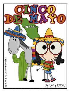 Cinco de Mayo themed activities.