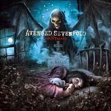Avenged Sevenfold: Nightmare. Just an amazing album by one of my favorite bands, that I've had the pleasure of seeing in Helsinki.