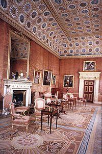 Great Robert Adams Interiors.