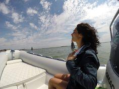 Venetian islands boat tour. #NavyLook