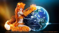 #Firefox #cosplayer