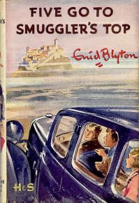 Enid Blyton. Smugglers, secret passages, a villain who pretends to be deaf ... This book has the lot! Cover art: Eileen A. Soper