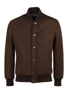 SUITSUPPLY - BOMBERJACKE BRAUN Winter-outfits, Stimmung, Lässige Mode Für  Männer, Männermode 945dbac0aa
