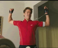 When I finish a workout I didn't want to do