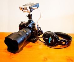 buying mics and hacking audio for your dslr video setup