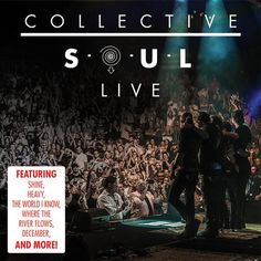 Collective Soul Live CD 2017