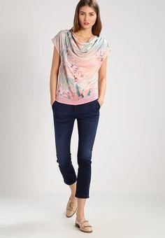 Smash SUIRIRI - T-Shirt print - rose - Zalando.de