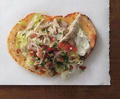 NINE + SIXTEEN: Chicken Gyros with Cucumber Salsa and Tsatsiki