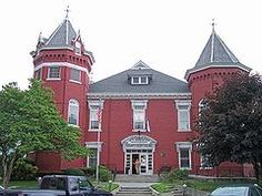 Summers County Courthouse