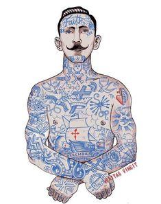 Old School, Tattoo, Un mode de vie !