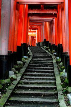 Kyoto, Japan, by Ben Leshchinsky