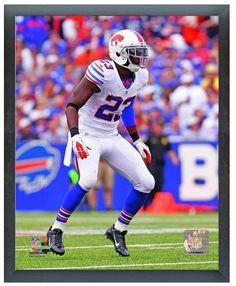 "Aaron Williams 2013 Buffalo Bills - 11"" x 14"" Photo in a Glassless Frame"