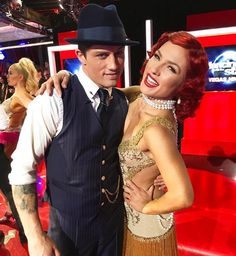 "Bonner Bolton -- 'Dancing with the Stars' pro Sharna Burgess: He's broken on the inside people overlook how difficult this is for him Bonner Bolton is expected to achieve ""redemption"" on Monday night's Dancing with the Stars broadcast in light of many challenges he's faced according to his pro partner Sharna Burgess. #DWTS"