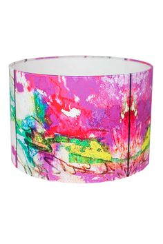 Add a touch of contemporary style to your interior with this gorgeous 'Botanical' lampshade. Inspired by the Angelica Rose this lampshade is brimming with vibrant hues of fuchsia and green. FREE DELIVERY IN IRELAND Unusual Gifts, Interior Lighting, Contemporary Style, Interior And Exterior, My Design, Shades, Amanda, Ireland, Inspiration