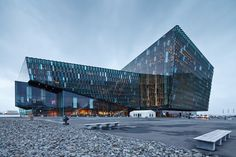 Harpa Concert Hall and Conference Centre | by Pawel Paniczko