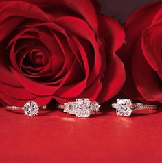Imagine and create! Design the engagement ring of your dreams at TWO by London Americana Manhasset or visit www.twobylondon.com to book your appointment today! #twobylondon #americana #custom #create #engagement #rings #dream #love #roses #customize #personalize #imagine