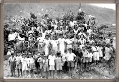 San Vicente - Los Realejos año 1954 #canariasantigua #blancoynegro #fotosdelpasado #fotosdelrecuerdo #recuerdosdelpasado #fotosdecanariasantigua #islascanarias #hikingtenerife #tenerifesenderos