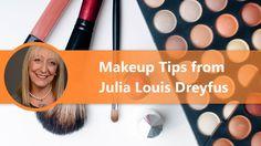 Julia Louis Dreyfus Makeup Tips for Women Over 50