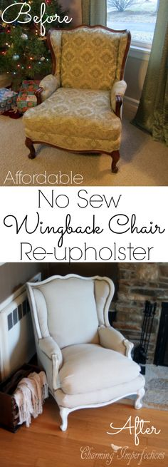 How to fix a torn cane chair for Affordable furniture repair