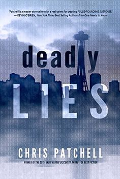 Momma Says: To Read or Not to Read: ✱✱ Book Review ✱✱ Deadly Lies by Chris Patchell
