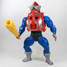 Mekaneck komplett Mekanek Figur Masters of the Universe Motu He-Man Sammlung Master Of The Universe, Toys In The Attic, Old School Toys, 1980s Toys, She Ra Princess Of Power, Retro Pop, Comic Movies, Old Toys, Figs
