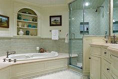 30 Beautiful and Relaxing Bathroom Design Ideas - http://freshome.com/2010/06/01/30-beautiful-and-relaxing-bathroom-design-ideas/