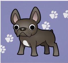 My self @loganbulldogg Blue French Bulldog