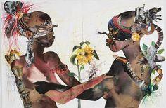 You Are My Sunshine by Wengechi Mutu {2015}