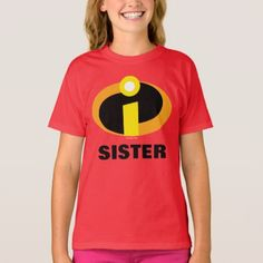 The Incredibles Logo | Family Vacation T-Shirt - diy cyo customize create your own #personalize