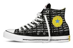 #Converse x The Simpsons