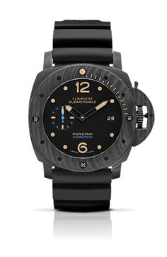 LUMINOR SUBMERSIBLE 1950 CARBOTECH ™ 3 days AUTOMATIC - 47mm PAM00616