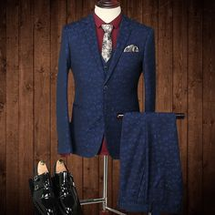 2017 New Fashion Tailored Italian Men's 3 Piece Wedding Men Suit - Buy Men Suit,Wedding Men Suit,3 Piece Wedding Men Suit Product on Alibaba.com