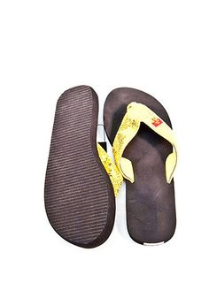 a0cbccb99 Pitt State Gorillas Gold and Black Sequin Womens Flip Flops - 9029585