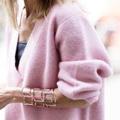 Pink coziness.