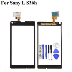 Buy Touchscreen Sensor For Sony Xperia L S36H C2105 C2104 Front Glass Touch Screen Panel Digitizer Replacement Parts ....Click Link... #sony #xperia #sonyxperia #sonyphone #phone #phones #mobile #mobilephone