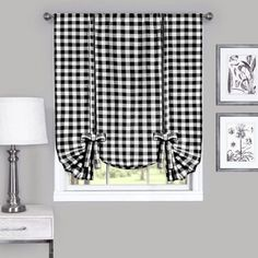 Best Kitchen Curtains of 2021 | CountryCurtains Tie Up Curtains, Curtain Ties, Rod Pocket Curtains, Grommet Curtains, Panel Curtains, Gingham Curtains, Target Curtains, Burgundy Curtains, White Valance