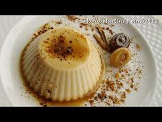 Recetas Dukan: Flan de Caramelo, sin huevo (Ataque) / Dukan Salted Caramel Flan, no egg