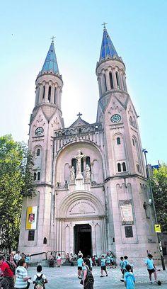La Basílica del Espíritu Santo - Nuestra Señora de Guadalupe - Buenos Aires | Arquitectura | Blog | Miranda Bosch