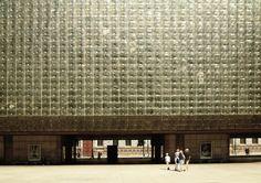 Under Pixels, National Theatre, Prague, Czech Republic