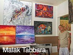 Malak Tabbara art auction